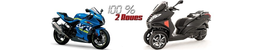 100 % 2 ROUES